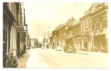 NEDERLAND -NB- 1954 ca. FOTO AK = STEENBERGEN = PRACHT