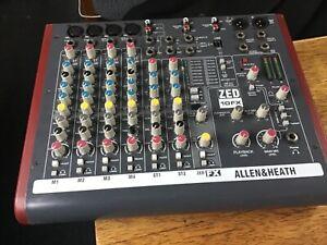 Allen & Heath ZED 10fx mixer