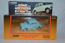 Corgi Toys 96758 Morris Minor  perfect mint in box all original condition