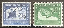 Germany Third Reich 1938 Birth Centenary of Zeppelin MLH/MNH
