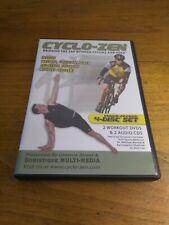 Cyclo-Zen Bridging the Gap Between Cycling and Yoga 4 Disc Set