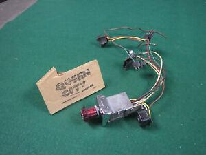 NOS Flarestat hazard flasher switch 60s Chevy/GMC truck C10 Impala