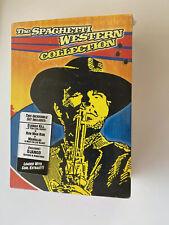 the spaghetti western collection Cofanetto
