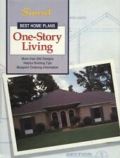 One-Story Living (Best Home Plans) (Paperback) (Best Home Plans) (Paperback)