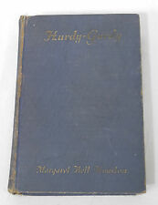 Hurdy-Gurdy - A Novel by Margaret Bell Houston Vintage 1932 HC Book Rare!