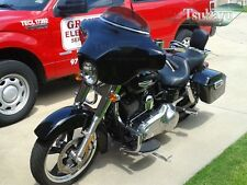 Tsukayu Batwing GPS Fairing For Harley H-D FLD Dyna Switchback (Gelcoat)
