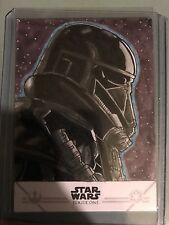 Topps Star Wars Rogue One Series 2 Sketch card Death trooper by Shaow Siong 1/1