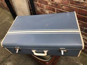 Vintage Pioneer 1950s1960s Suitcase
