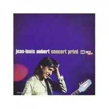 Jean-Louis Aubert-concert prive CD 14 tracks French pop NEUF