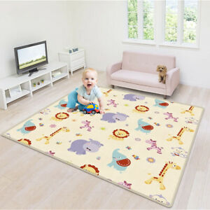 Baby Spielmatte Krabbelmatte Wasserdichte Faltbar Krabbelmatte Teppich Für Kinde