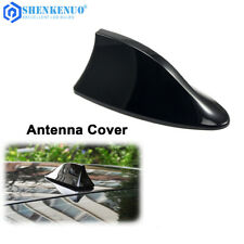 Shark Fin Roof Antenna Aerial FM/AM Radio Signal Decoration Car Trim Universal