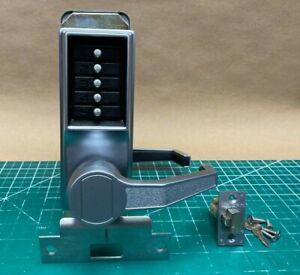 Kaba Simplex Mechanical pushbutton Lock  - Locksmith