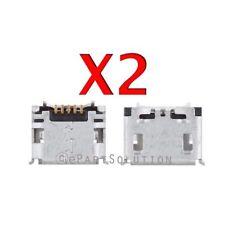 2X LG Optimus MS690 LW690 LS700 VS700 USB Charger Charging Port Dock Connector