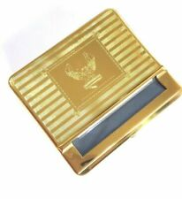 Automatic Rolling Machine Tobacco Case Tin Roller Adjustable Gold