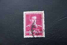 Rumänien, König Michael I. (gestempelt)