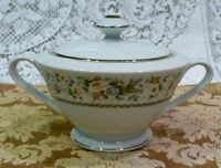 Fine China of Japan Lynrose 5153 Sugar Bowl with Lid