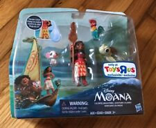 """Disney Moana Colorful Adventures Toys R Us Exclusive Playset  """"NEW"""""""