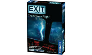 Exit: The The Stormy Flight Board Game