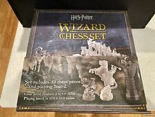 The Noble Collection Harry Potter Wizard Chess Set Great Gift