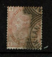 Great Britain SG# 163 Used / Plate 13 / Strong Wmk / see notes - S3465