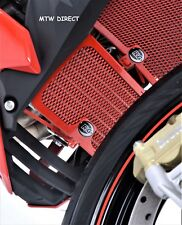 R&G RACING RED OIL COOLER GUARD BMW S1000XR (2017)