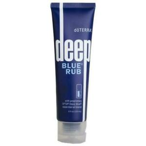New and Sealed DOTERRA Deep Blue Rub 4 oz FREE SHIPPING Exp 01/2023
