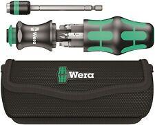 Wera Kraftform Kompakt 26 Combination Driver Magazine and Pouch Set 05051025001