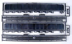 "HO -Scale  72' Plate Girder Sections ""KIT"", 2 Girder Sections, CVM-1903-1"