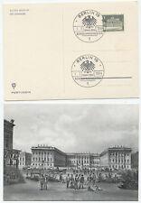 39579 - Sonderstempel: Wahl des Bundespräsidenten - Berlin 1.7.1964