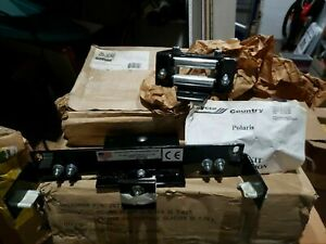 POLARIS SPORTSMAN EXPLORER CYCLE COUNTRY WINCH MOUNT 20-3042 95 & NEWER