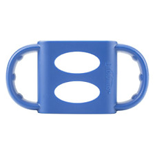 New listing Dr. Brown's 100% Silicone Standard-Neck Baby Bottle Handle, Blue