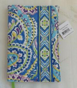VERA BRADLEY Paperback Book Cover -  CAPRI BLUE - Brand New with Tag