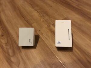 TP-Link AV500 WIFI Powerline Adapter Kit