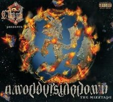 A World Upside Down: The Mixtape [PA] [Digipak] * by DJ Clay (CD, 2013, Psychopathic Records)