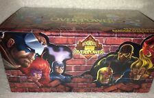 Overpower Marvel Monumental CCG Fleer Starter Box - Factory sealed