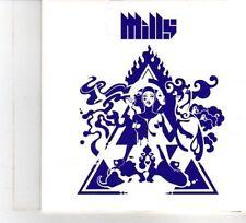(DW513) Mills, Exhaust - 2008 DJ CD