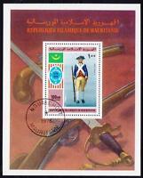 Soldier Sword Mauritania Block 14, Gardesoldat Uniform, Gest Soldier