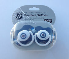 2 Pack NHL Winnipeg Jets Pacifier Set 3 months and up