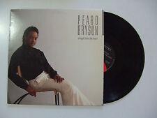 Peabo Bryson – Straight From The Heart - Disco Vinile 33 Giri LP Album USA 1984
