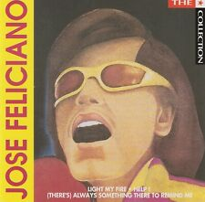 JOSE FELICIANO The Collection – Best Of CD Album 1992 RAR & NEUWARE 60s Hits !