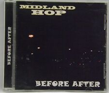 Midland Hop's Wzard and DJ Toxic Dust Album Midland Hop Before After