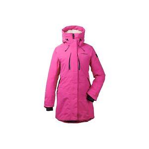 Didriksons Mantel Silje  Damen Pink