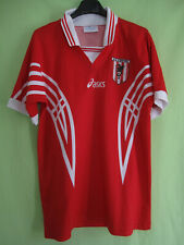 Maillot Volleyball As Cannes Asics Volley Vintage Jersey rouge - M / L