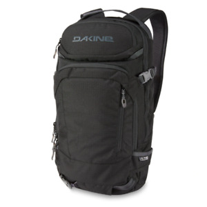 Dakine Heli Pro Black 20L Snowboard Ski Backpack 2021