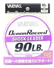 Varivas Ocean Record Nylon Shock Leader Ligne 50m 90lb (9778)