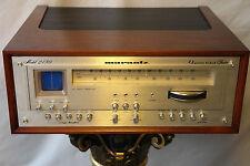 Seltener Marantz 2130 Hifi Stereo Tuner FM/MW Radio Empfänger im neuen Woodcase