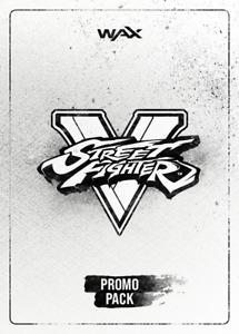 Promo Pack 2021 Street Fighter NFT Series 2 (1 NFT) Mint # 4,238