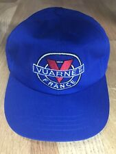 Vintage Vaurnet France SnapBack Baseball Hat Cap, Authentic 80's, New Never Worn