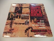 For Those About To Rock Moscow LaserDisc AC/DC Metallica Black Crowes BRAND NEW