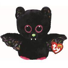 Ty Beanie Boos 37153 Dart the Black Bat Halloween Boo Medium